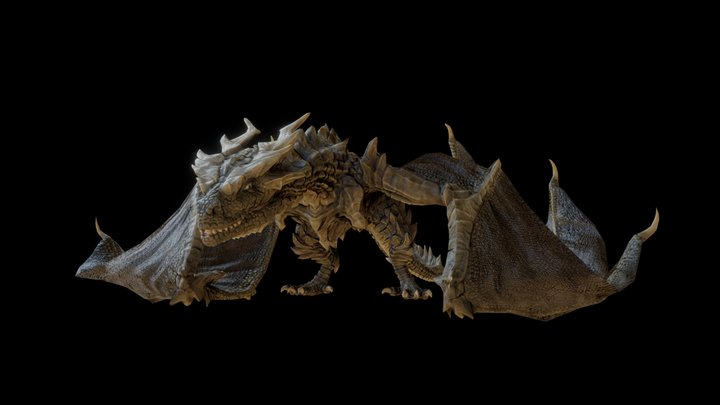 WYVERN ANIMATIONS 3D Model