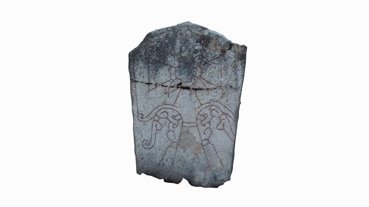 Re-worked runestone? 3D Model