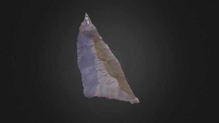 Stenhög 3D Model
