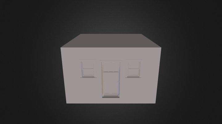 Laundry Room 3D Model