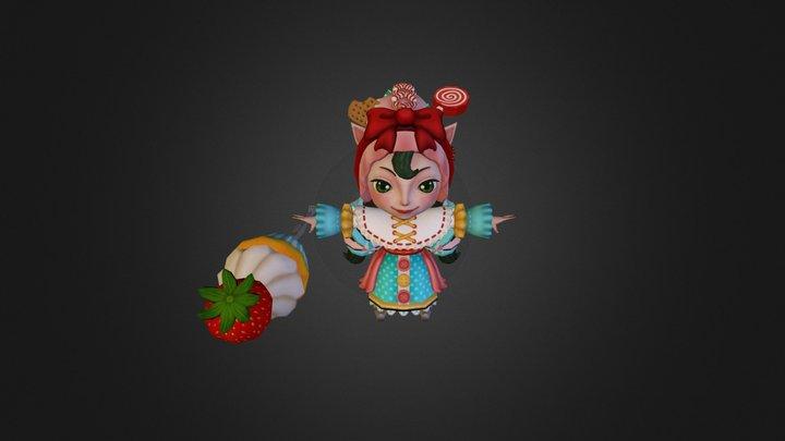 Lulu  3D Model