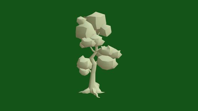 Tree III 3D Model