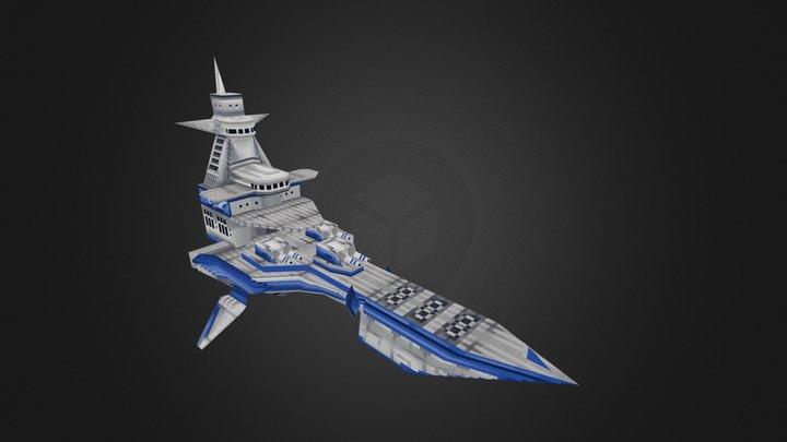 SoA_Delphinus_01.obj 3D Model