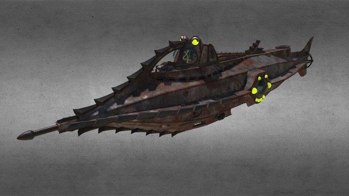 Nautilus 3D Model