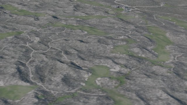 Ballyneal Golf and Hunt Club - Holyoke, CO 3D Model