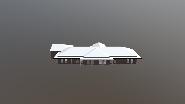 turley home 3D Model