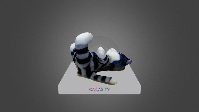 catty cat 3D Model
