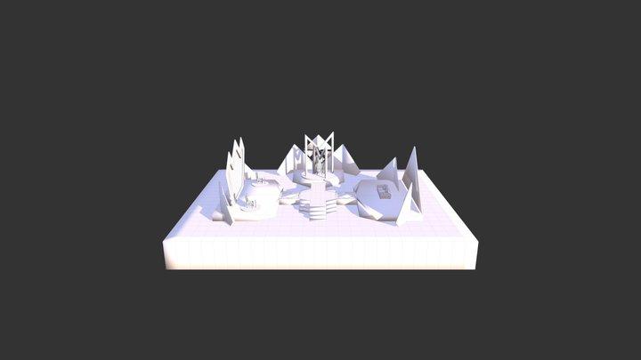 CHO PHEP DUOC YEU 2 3D Model