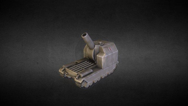 Fv 207 3D Model