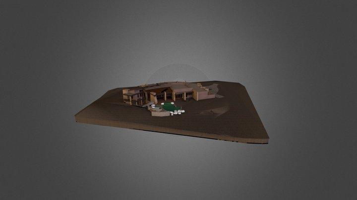 HFT 3D Model