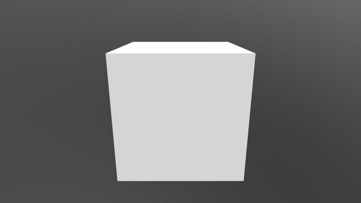 Cubee2 3D Model