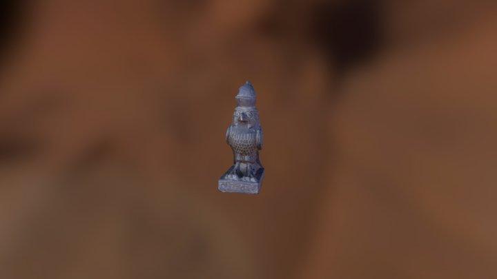Horus-B 3D Model
