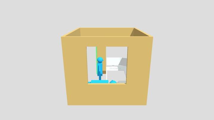 Office2 3D Model