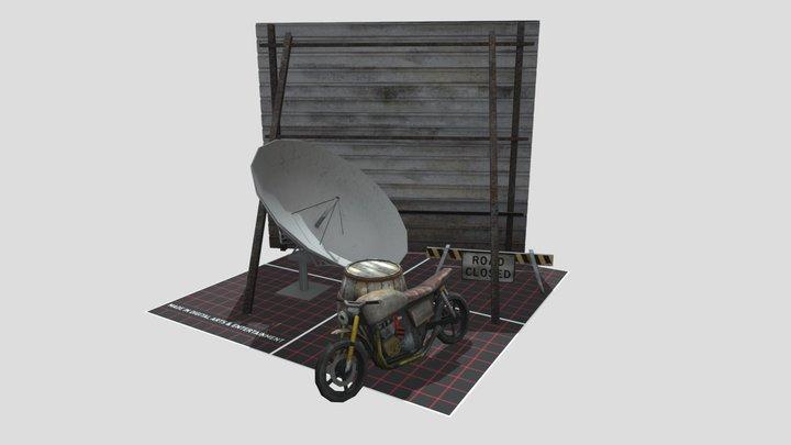 Props_Lenderd Antonissen 3D Model