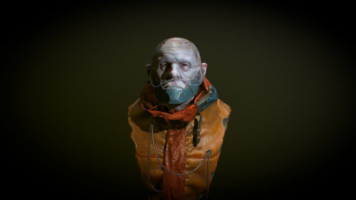 The Dude - Material update 3D Model