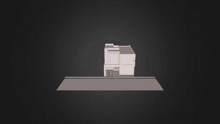 Casa Tios Rrrrrrrzzzzz 3D Model