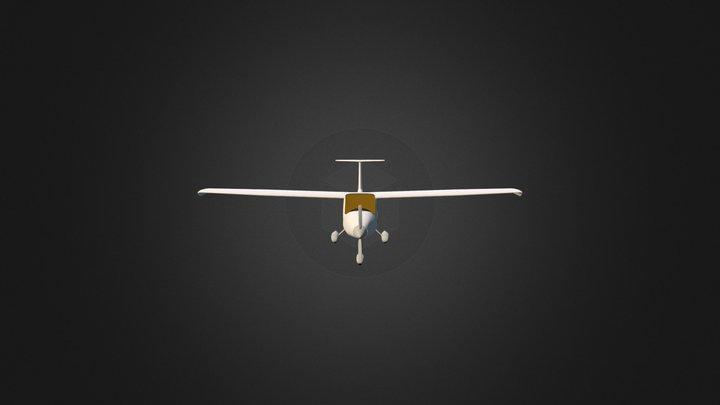 Pipistrel Virus SW 3D Model