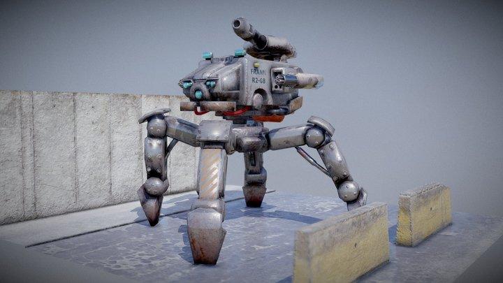 FRANN R2-08 3D Model
