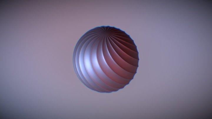 Kulka 3D Model