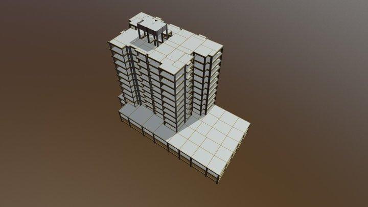 Estrutural 08 02 2018 3D Model