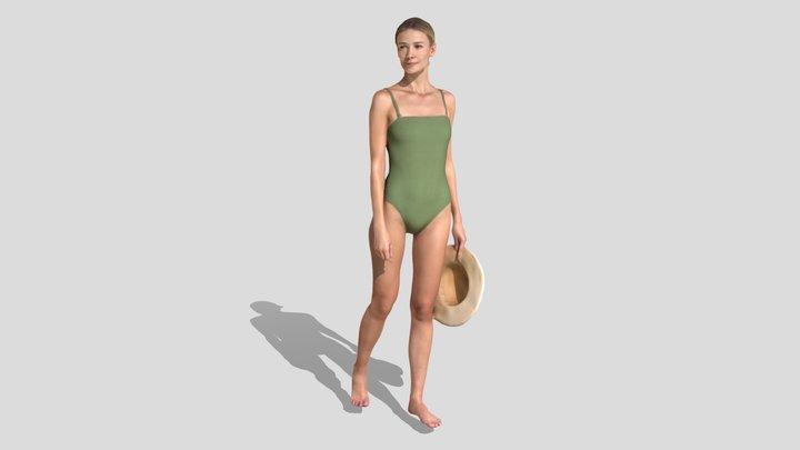 Natalia 1040 3D Model