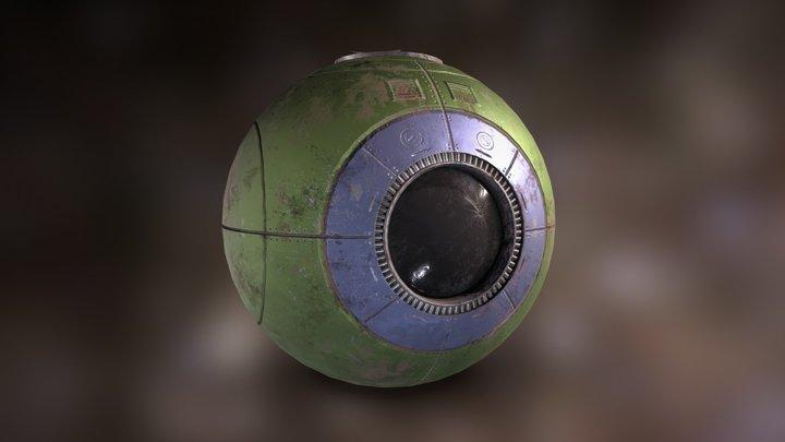 Septic-Pod [4K] 3D Model