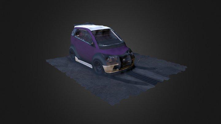 My Panto Scanned - GTA Online 3D Model