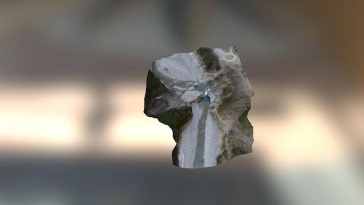 ElbowFalls-SparseMesh 3D Model
