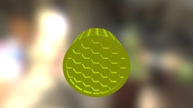 Honingpot- Combine1- Combine1 3D Model
