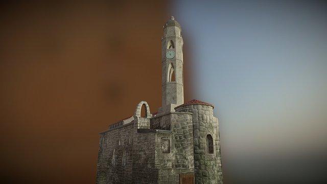 Church.unity 3D Model