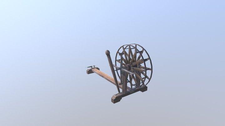 Charkho 3D Model