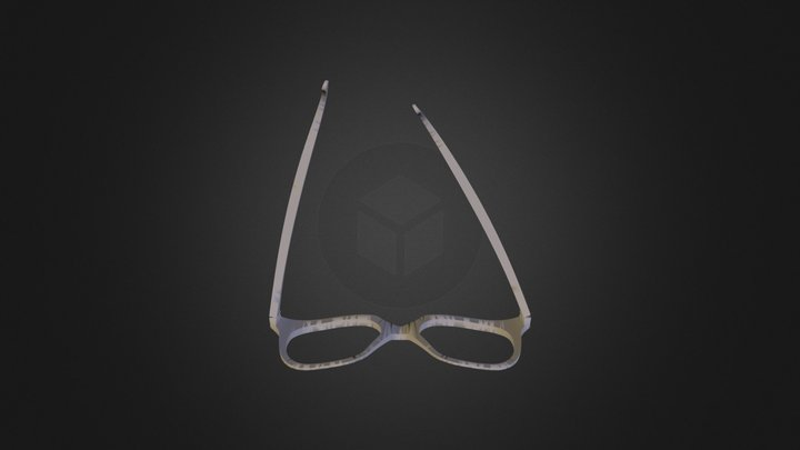 Glasses Part 3D Model