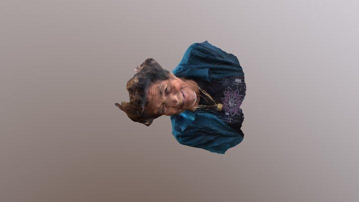 Nonna2 3D Model