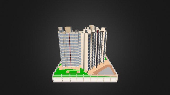 Juhi Greens 3D Model