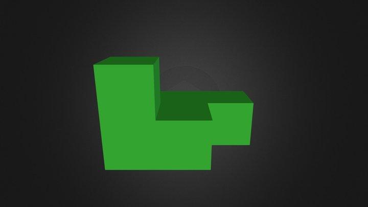 Green 3D Model