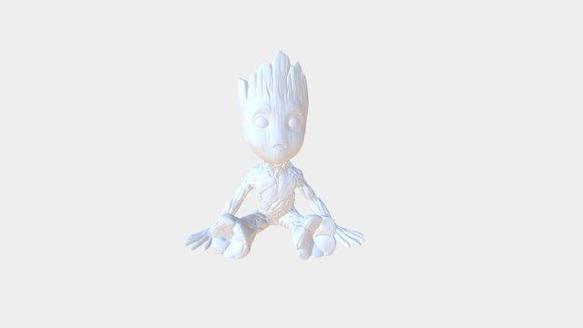 Baby_Groot_Complete_LowRes 3D Model