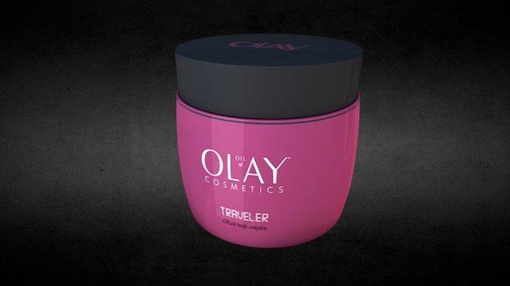 Oil of Olay _Traveler_ 3D Model