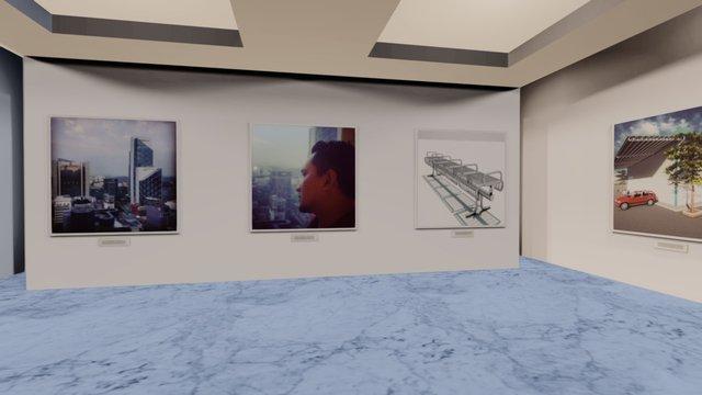 Instamuseum for @mma_designdrafter 3D Model