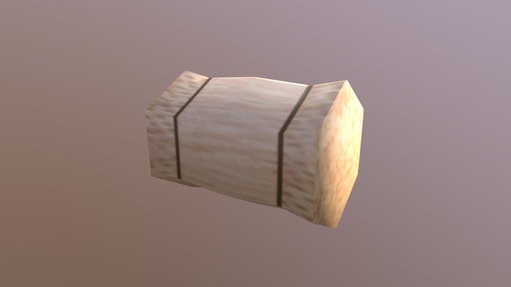 Hay 3D Model