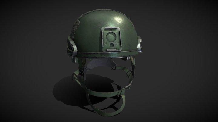 Helment 3D Model