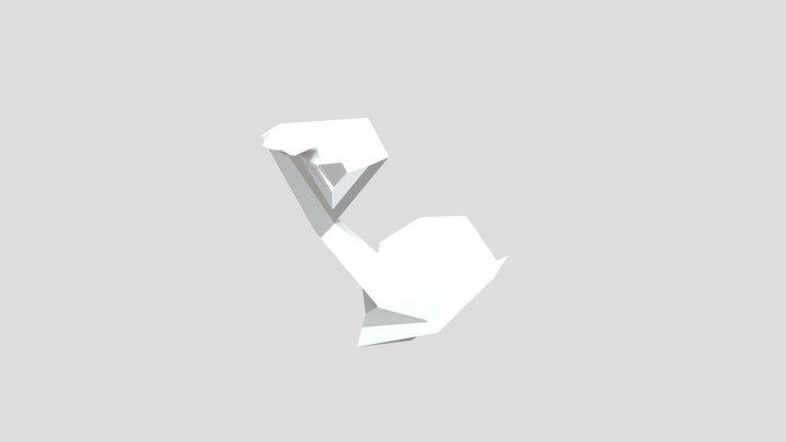 Assignment 1 Abstract Sculpture 3D Model