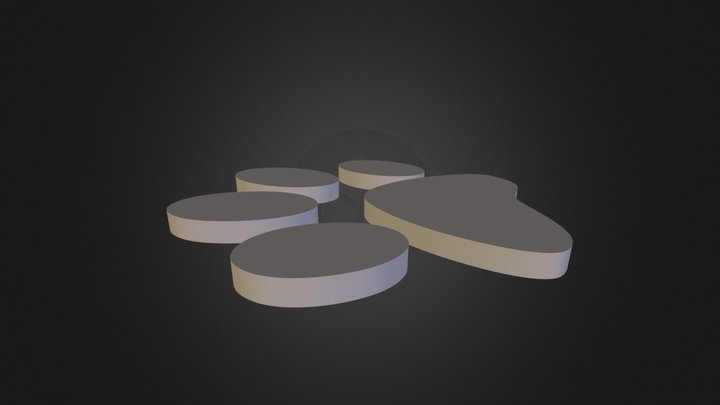 Pantherpaw 3D Model