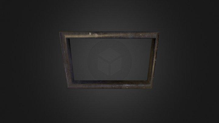Doorframe 3D Model
