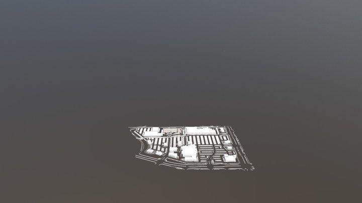 Perris 3D Model