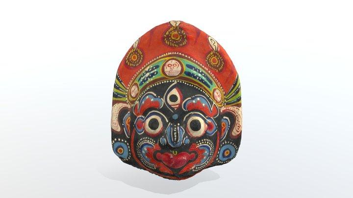 Màscara / Mask 3D Model