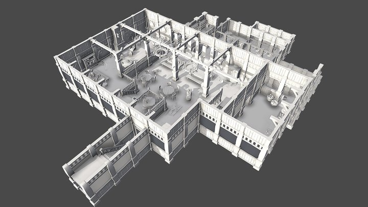 Diplom_3 3D Model