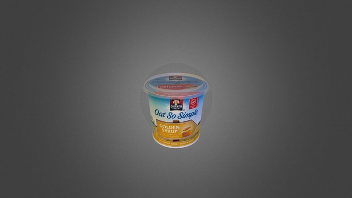 Oats small.zip 3D Model