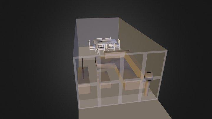Sala Garuja 3D Model