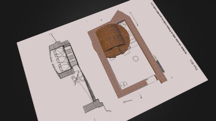 archive 3 3D Model