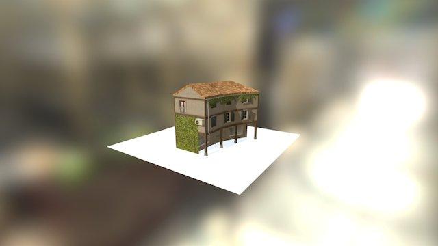 Shop building [WIP] 3D Model